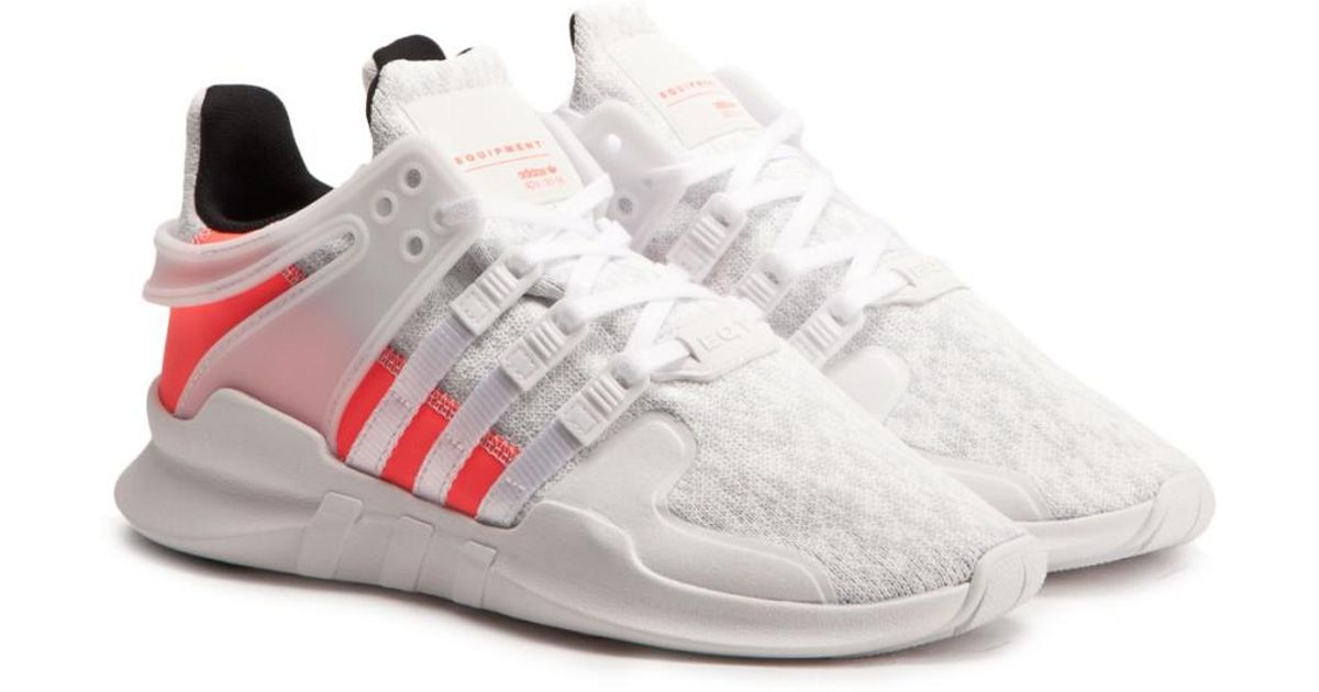 best service 99fac c462e Lyst - adidas Eqt Support Adv J in White for Men