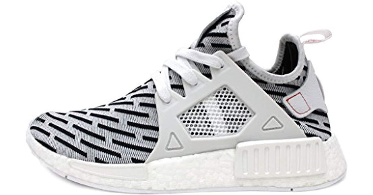 Lyst - adidas Originals Nmd xr1 Primeknit Trainers Footwear White footwear  White core Red in White for Men d917fc363