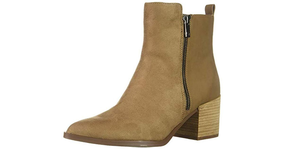 In Girl Madden Winwood Ankle Boot Lyst Brown ORvwqX7xx