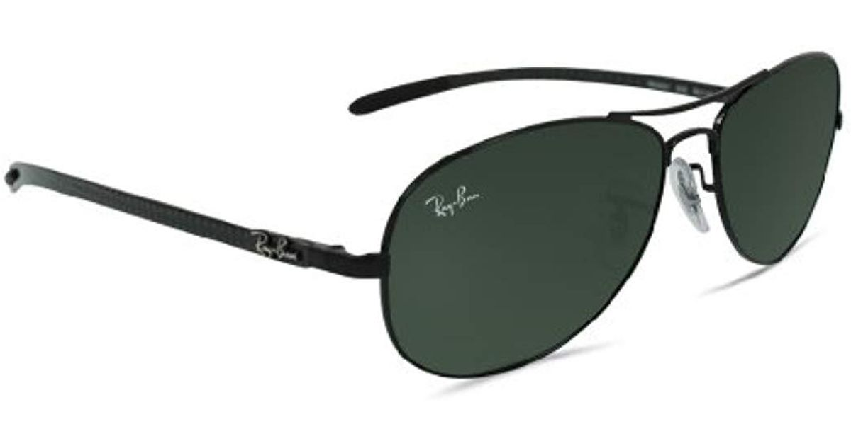 e641b508626 Lyst - Ray-Ban Rb8301 Sunglasses in Green for Men