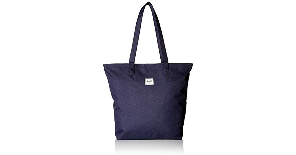 f783ea8575b Lyst - Herschel Supply Co. Herschel Mica Travel Tote in Blue