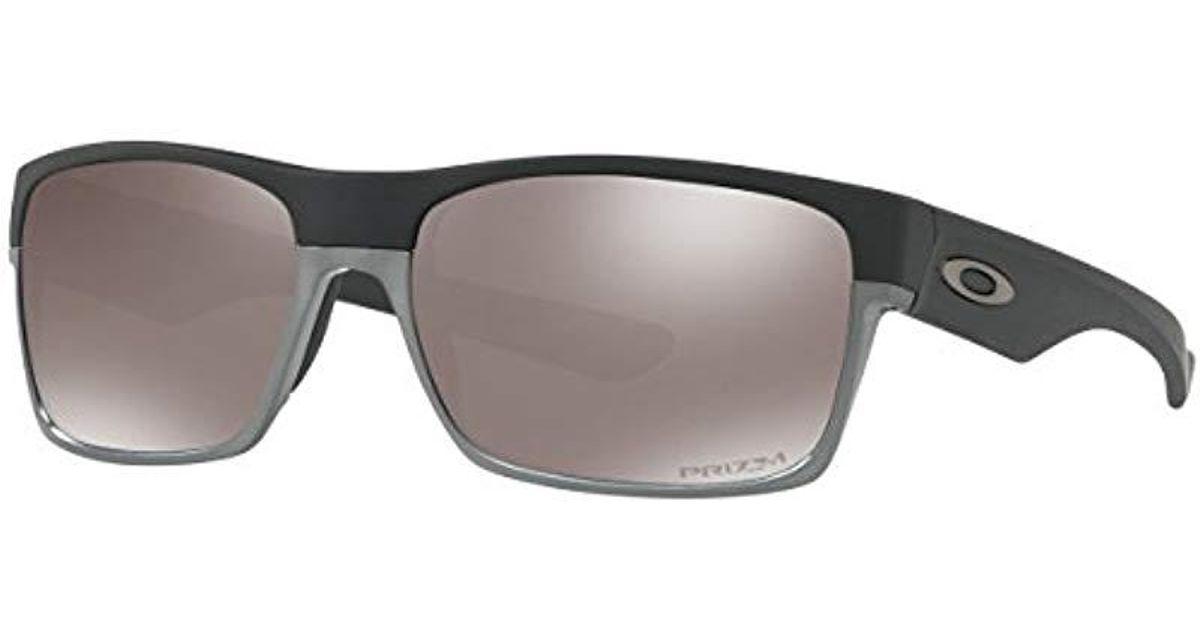 8bd040f28c Lyst - Oakley Twoface Polarized Sunglasses