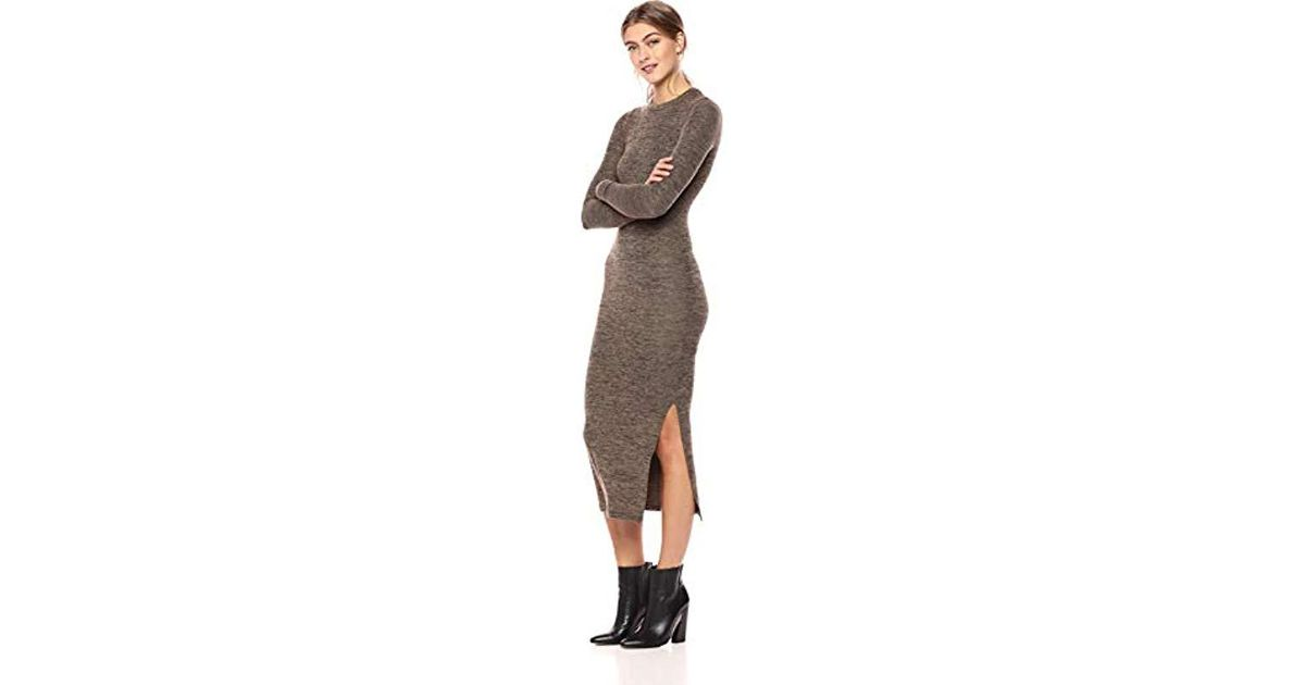 fb8ca3b6207 Lyst - French Connection Sweeter Sweater Dresses in Natural
