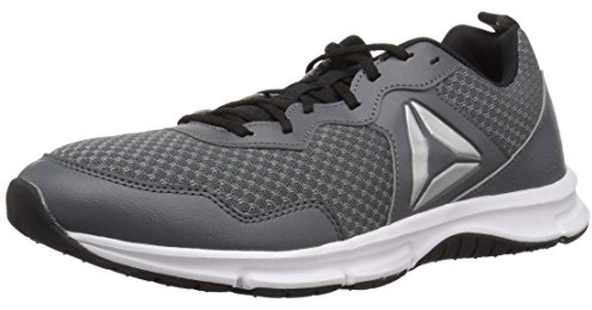 220b4a0f29007d Lyst - Reebok Express Runner 2.0 Running Shoe in Black for Men