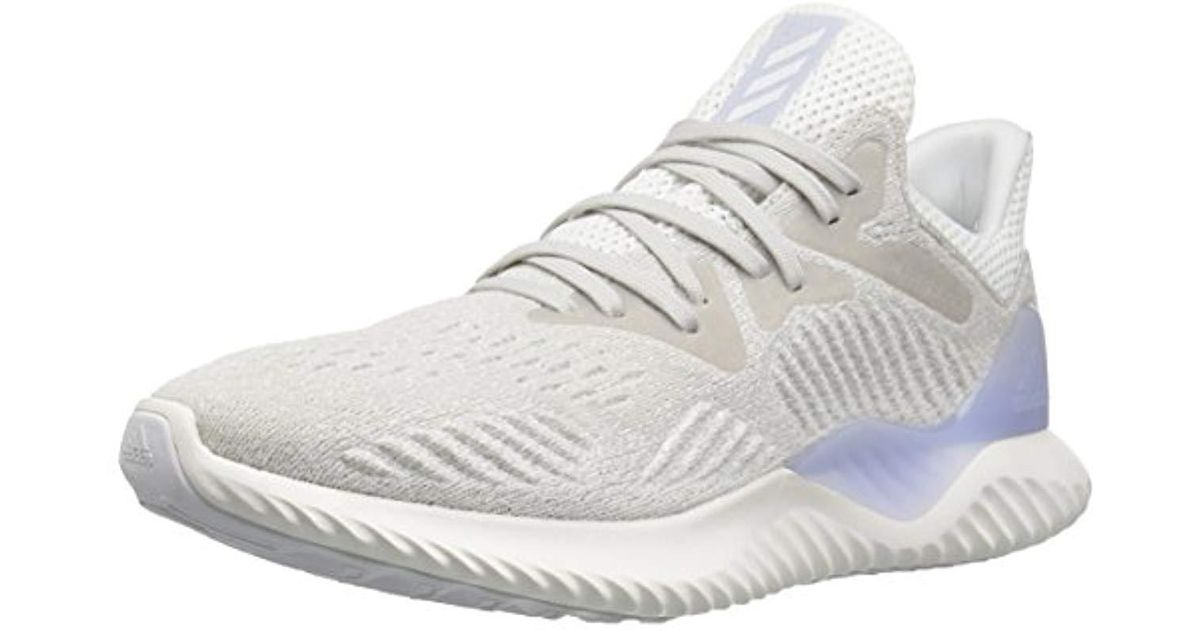 purchase cheap f99a3 55e20 Lyst - adidas Alphabounce Beyond Running Shoe, Greywhiteaero Blue, 7 M Us  for Men