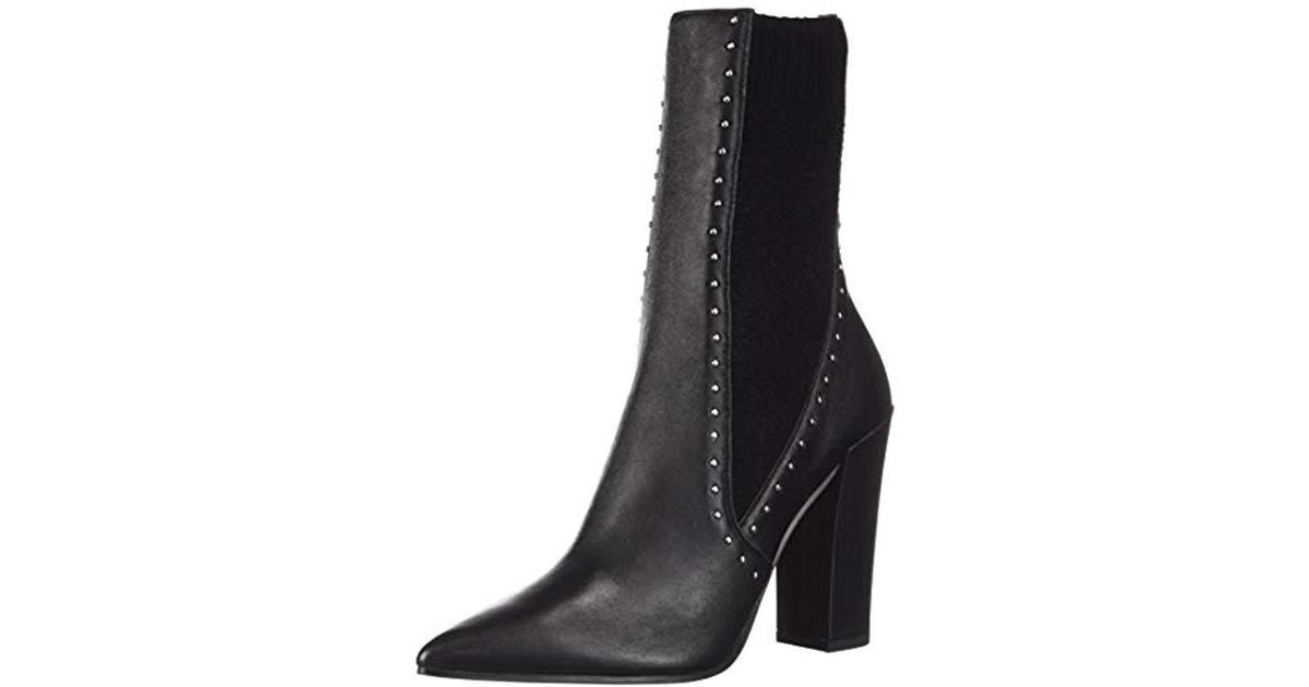 06a39f7329818a Lyst - Dolce Vita Echo Ankle Boot in Black - Save 46%