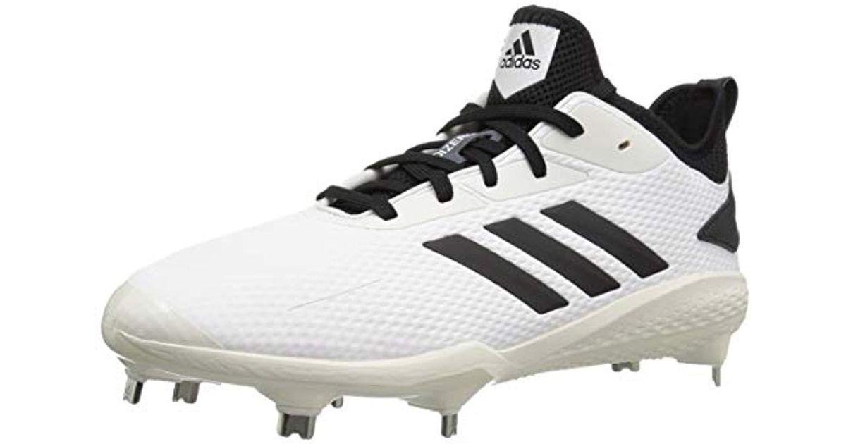 660d364b5bdcdc Lyst - adidas Adizero Afterburner V Baseball Shoe in Black for Men - Save 2%