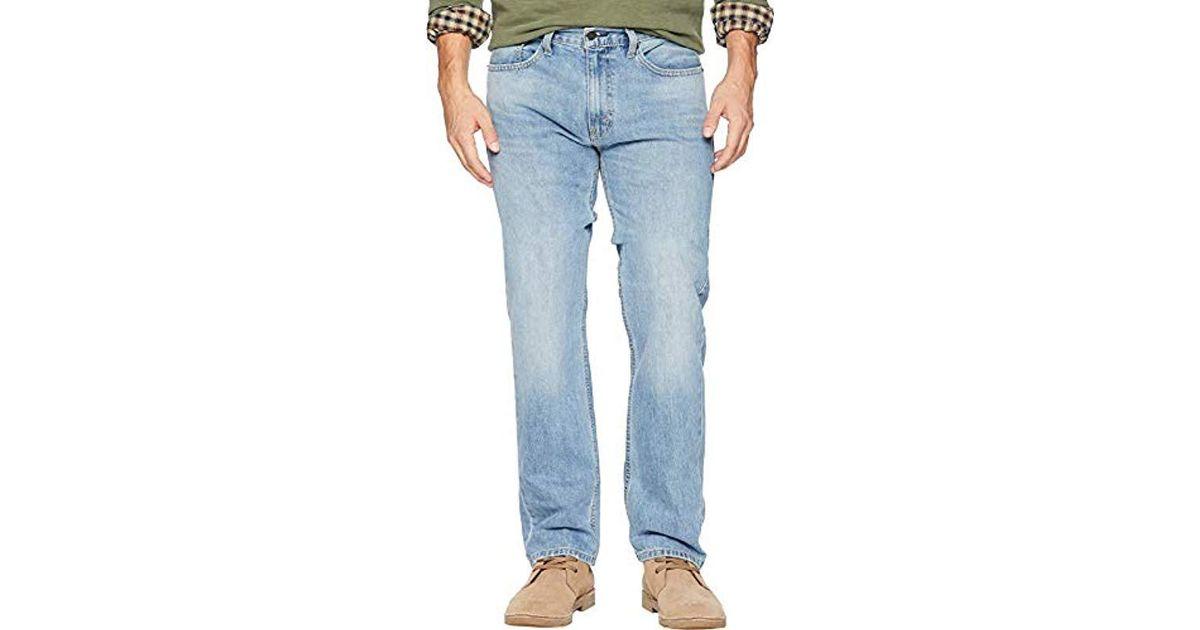 3d41d8a866b Levi's 505 Regular Fit Jean in Blue for Men - Save 10% - Lyst