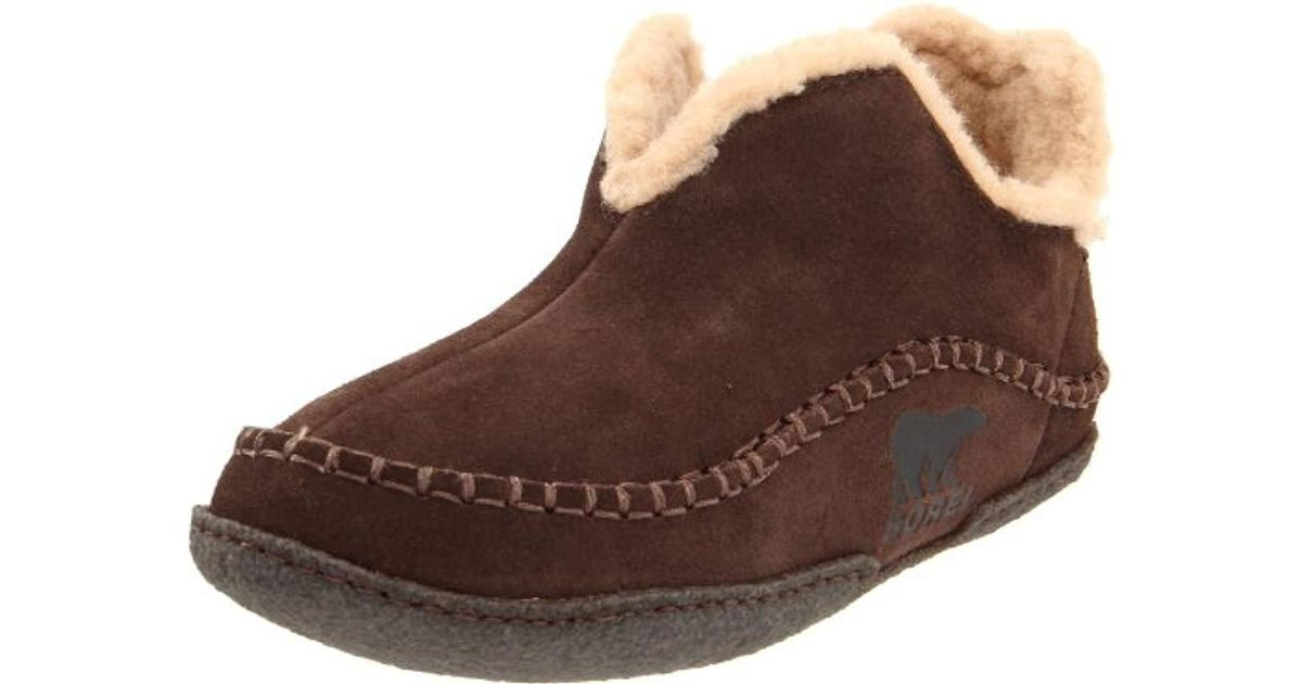 2e83e6c2b10f Lyst - Sorel Manawan Slipper in Brown for Men