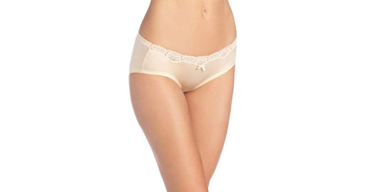 6bd1ede9e9c Maidenform Comfort Devotion Embellished Hipster Panty - Lyst