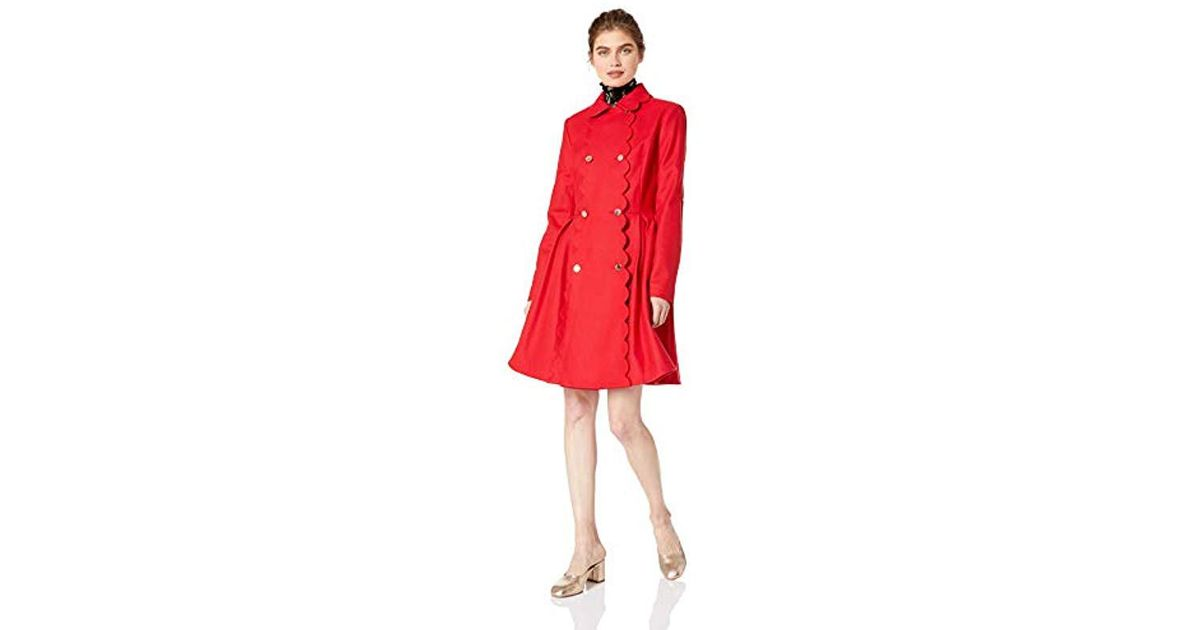 f6246a4aeb5e98 Lyst - Ted Baker Blarnch in Red