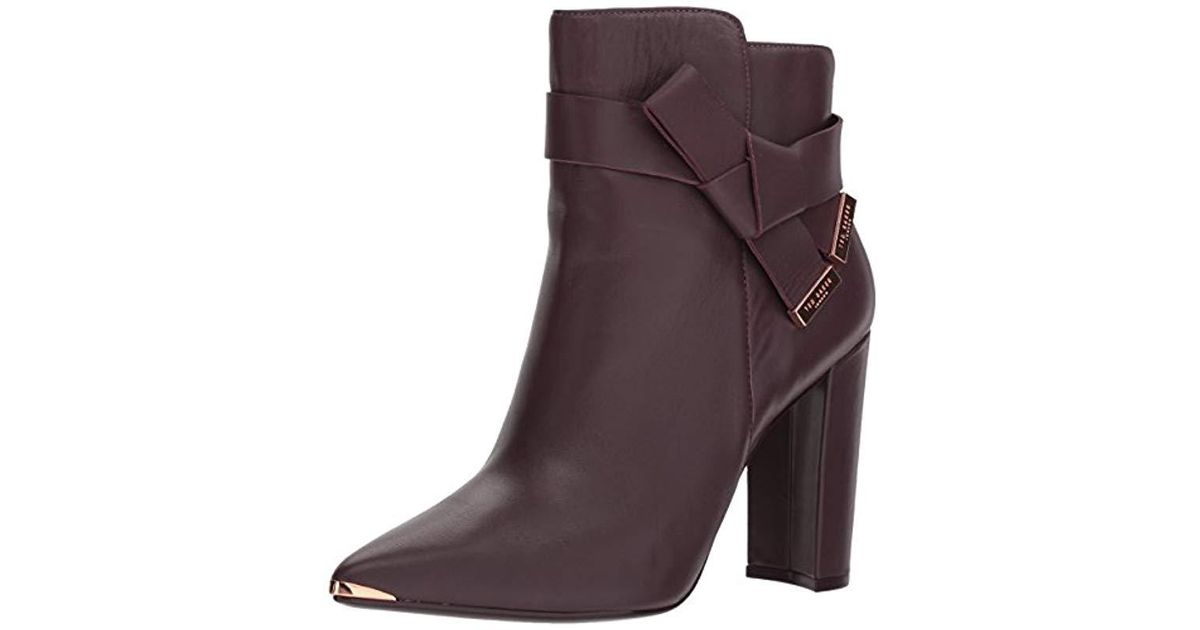9ef4db5a26e9 Lyst - Ted Baker Remadi Boot