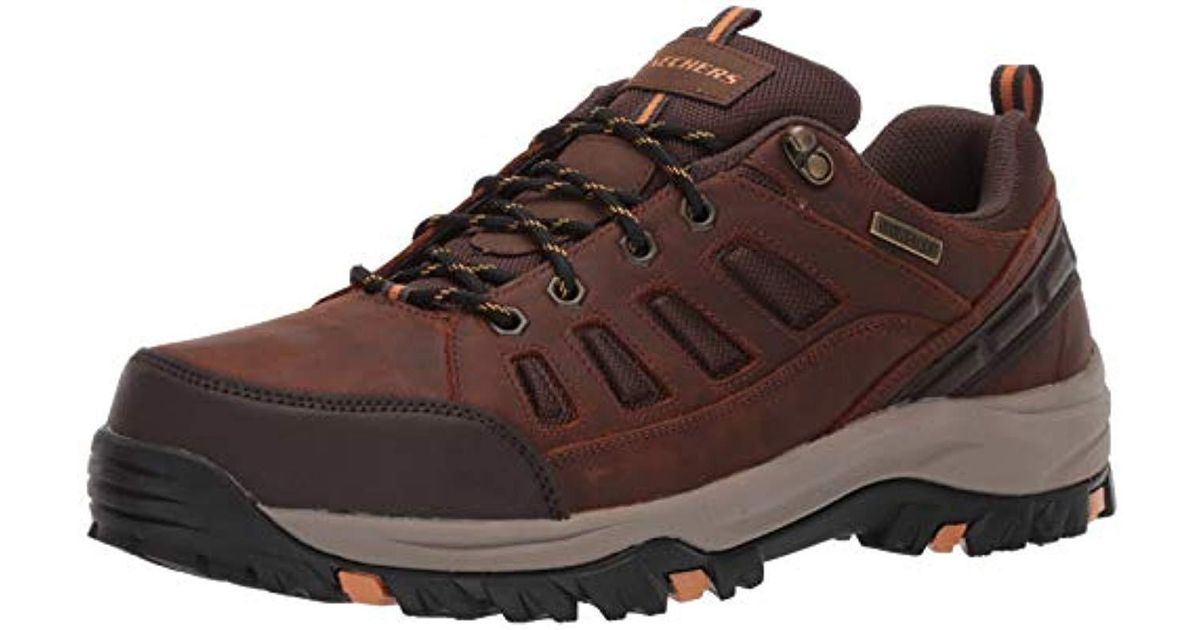 979fc6e81d1 Skechers Hiking Shoes Waterproof ✓ Shoes Collections