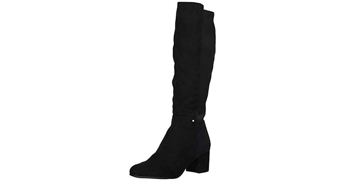167b6f1ec68f17 Lyst - Circus by Sam Edelman Valerie Knee High Boot in Black - Save 43%
