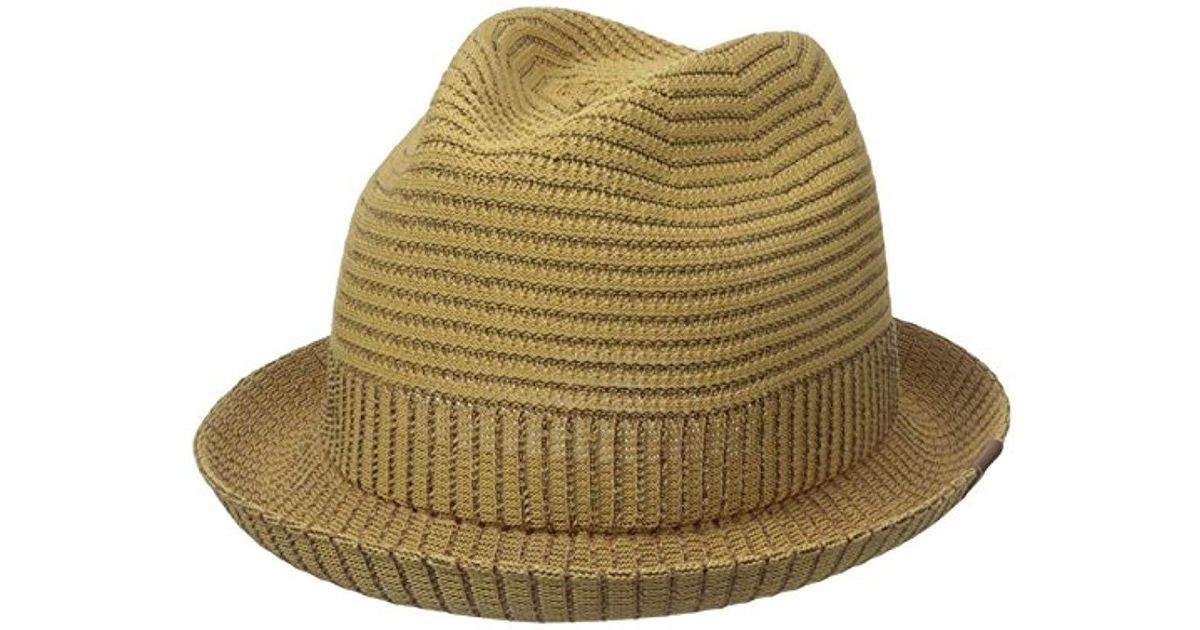 e4f27053da715 Lyst - Kangol Ligne Player Hat for Men