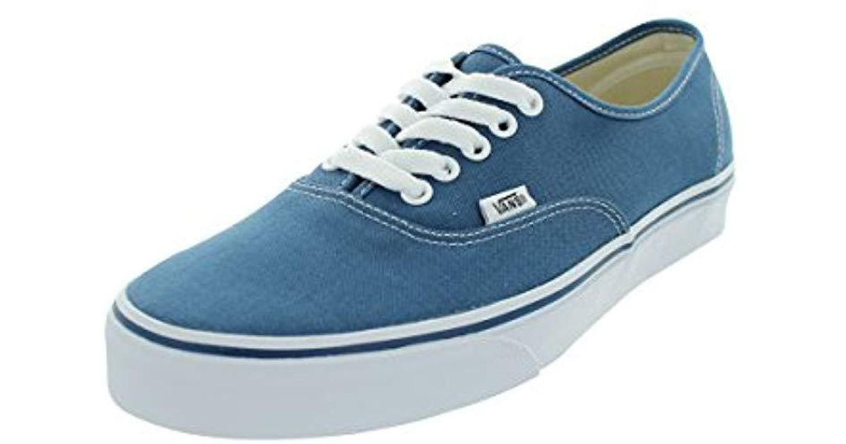 Lyst - Vans Authentic(tm) Core Classics in Blue for Men 80aebee4a