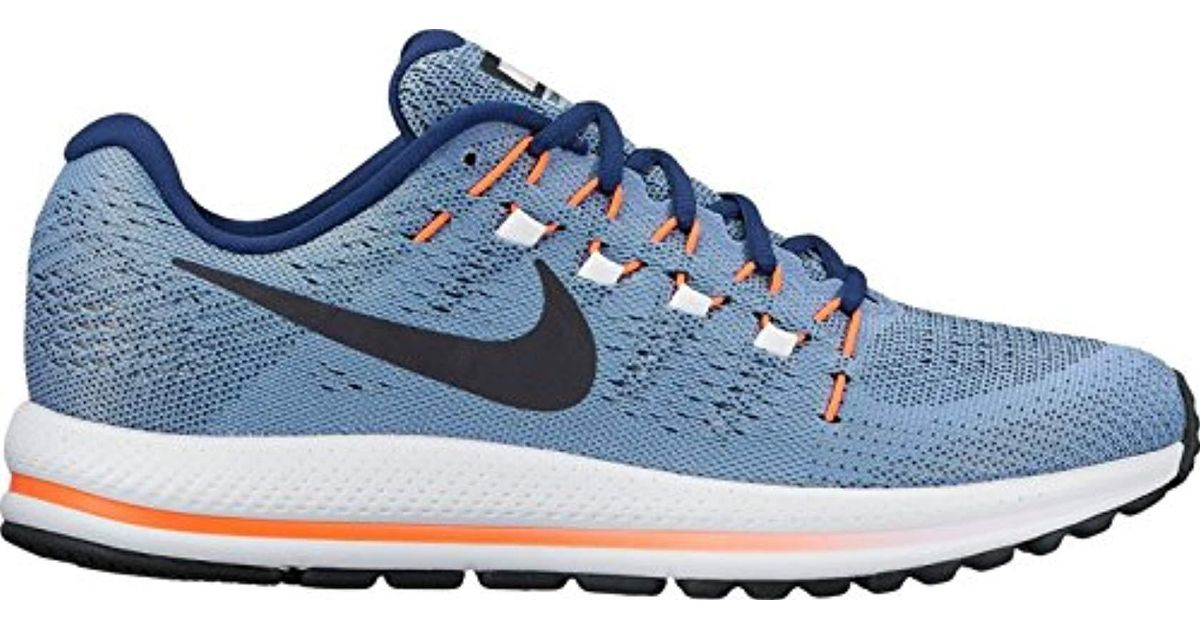 cheaper 904a8 54986 Nike s Air Zoom Vomero 12 Running Shoes in Blue for Men - Ly