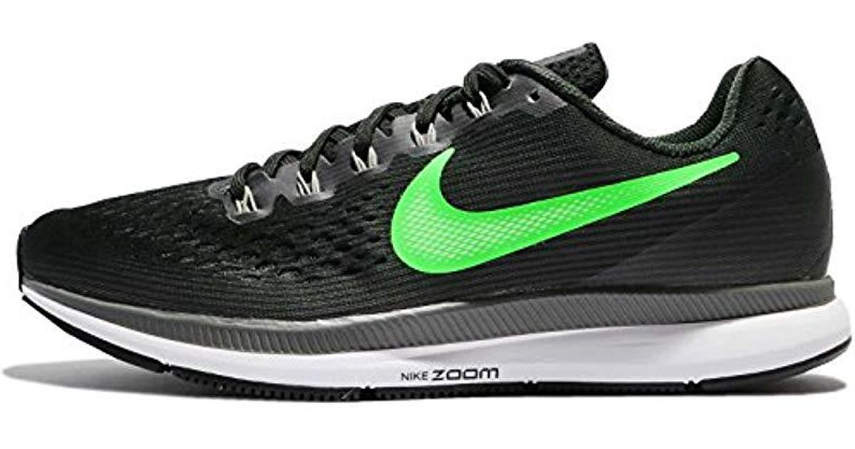 b6b4c57a8efe2 Nike - Green Air Zoom Pegasus 34 Running Shoes White/blue for Men - Lyst