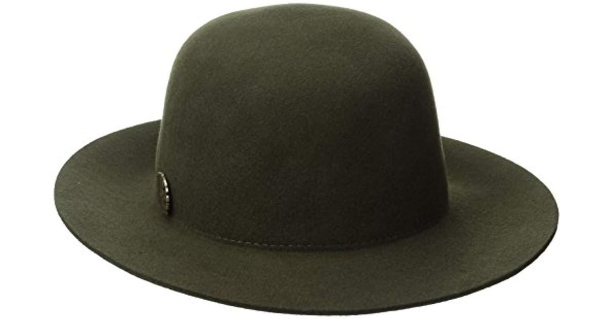 628b0b56f35db ... where to buy lyst brixton cason hat in green for men 69e74 7a676