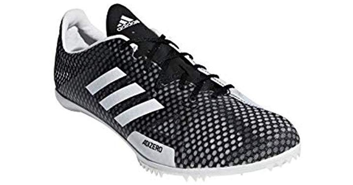 the latest b9d24 ea2dc Adidas Adizero Ambition 4 Track   Field Shoes in Black for Men - Lyst