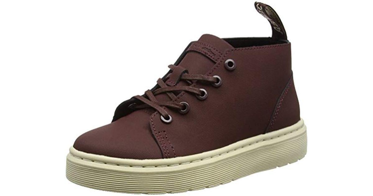 3dd3f495 Dr. Martens Unisex Adults' Baynes Old Oxblood Ajax Chukka Boots for Men -  Lyst