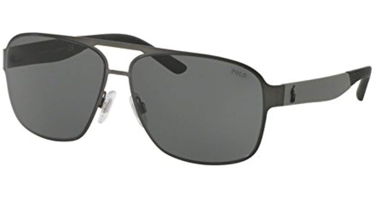 c93e4c48ed2f Lyst - Polo Ralph Lauren Polo Ph3105 Sunglasses for Men - Save 44%