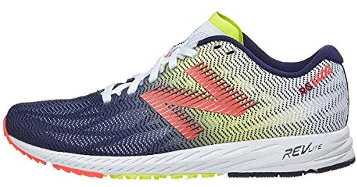 the latest 07630 2b64e New Balance - Multicolor 1400v6 Running Shoe - Lyst