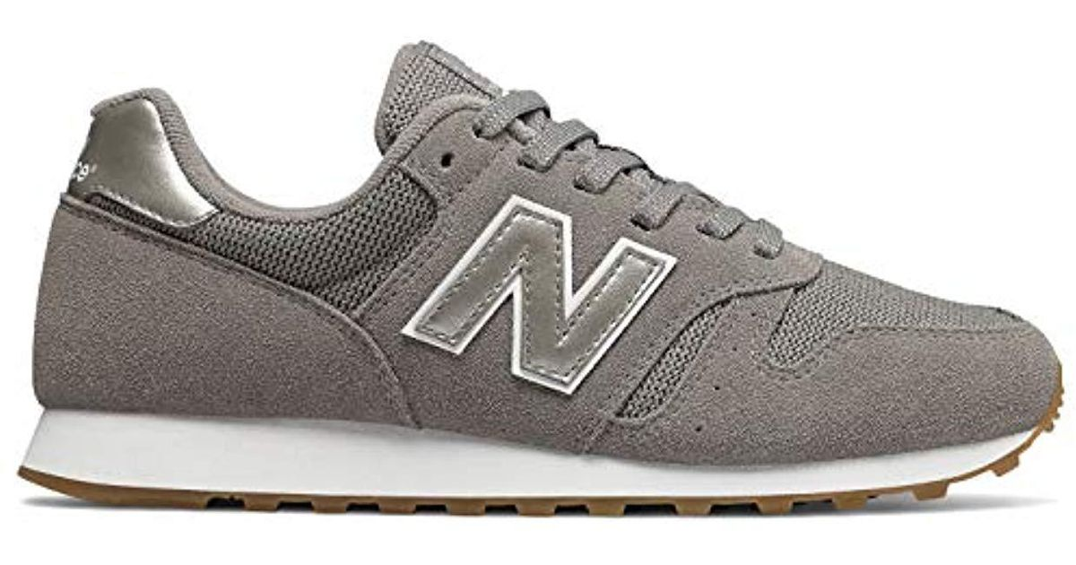 dbb6a92dc1 New Balance Wl373oit Trainers in Gray - Lyst