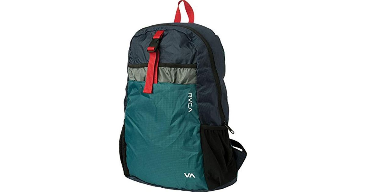 22cda651fa3e Lyst - RVCA Densen Packable Backpack for Men