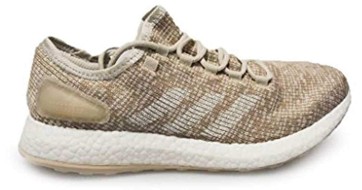 Adidas Natural Pureboost Clima Competition Running Shoes for Men Lyst