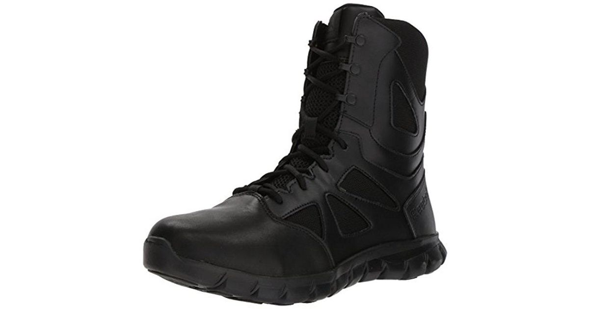 Reebok WorkSublite Cushion Tactical AR670-1 Compliant