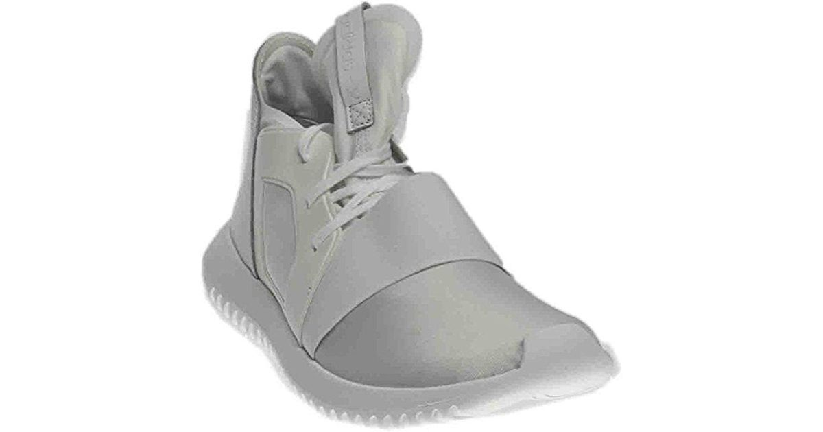 a5ff3770550 Lyst - adidas Originals Tubular Defiant Fashion Sneaker in White for Men