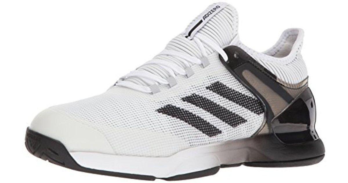 9b6087af9 Lyst - adidas Adizero Ubersonic 2 Tennis Shoe for Men - Save 1%