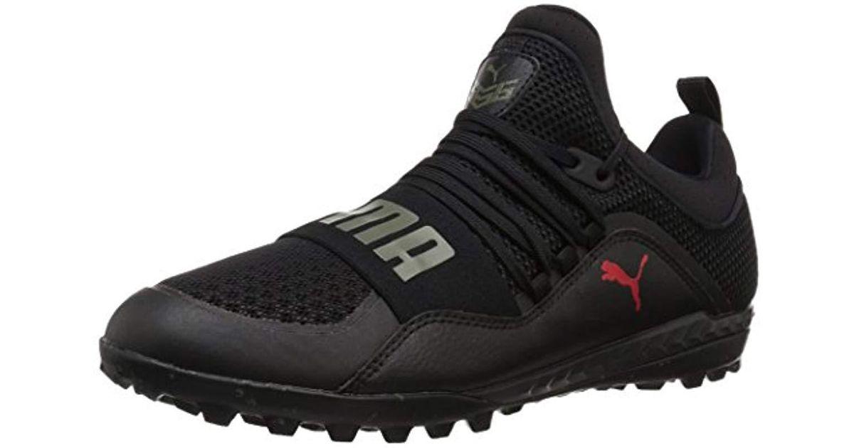 56dd351bb Lyst - PUMA 365.18 Ignite St Soccer Shoe in Black for Men - Save 14%