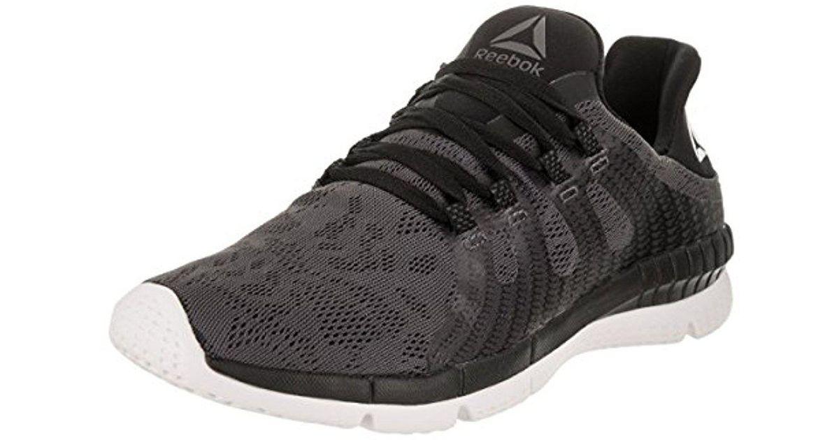 93c9b4c94c08 Lyst - Reebok Zprint Her Ws Mtm Walking Shoe in Gray for Men