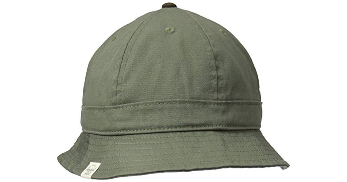 69195f0e605 Lyst - Herschel Supply Co. Windsor Bucket Hat in Green for Men