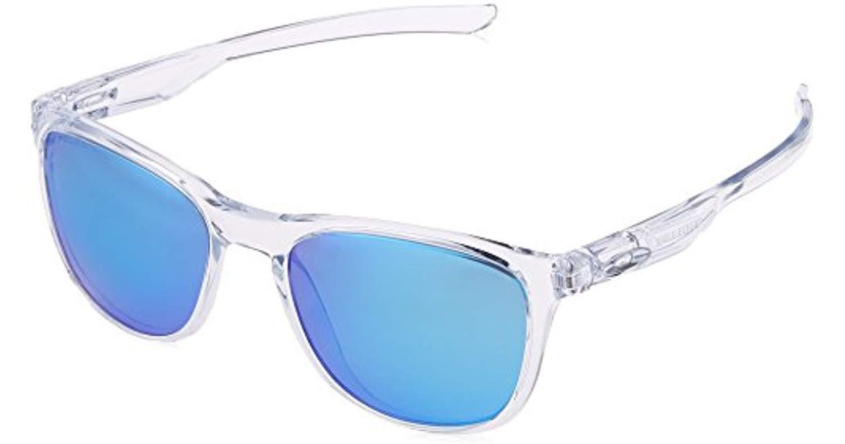 97dfd0f943 Oakley Sonnenbrille Trillbe X (oo9340) in Blue for Men - Lyst