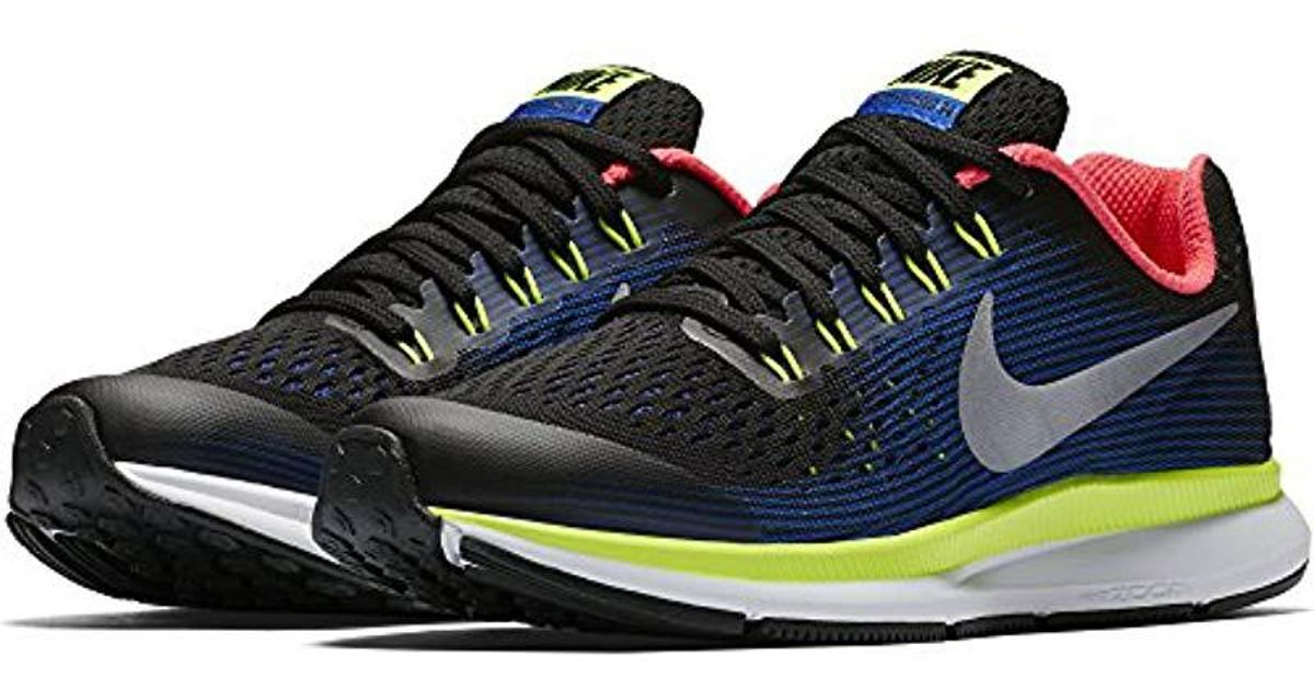 a061498048433 Nike - Blue 's Zoom Pegasus 34 (gs) Trail Running Shoes for Men - Lyst