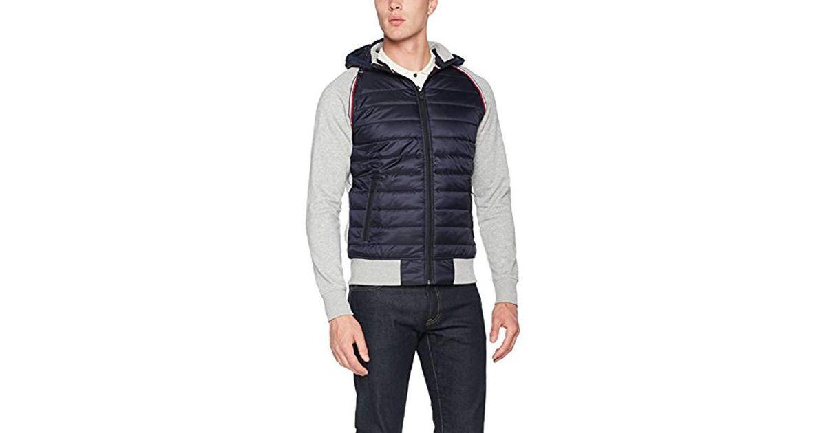 33c13cf6eb0c8 Tommy Hilfiger Zac Hdd Z-thru L s Vf Hooded Jacket for Men - Lyst