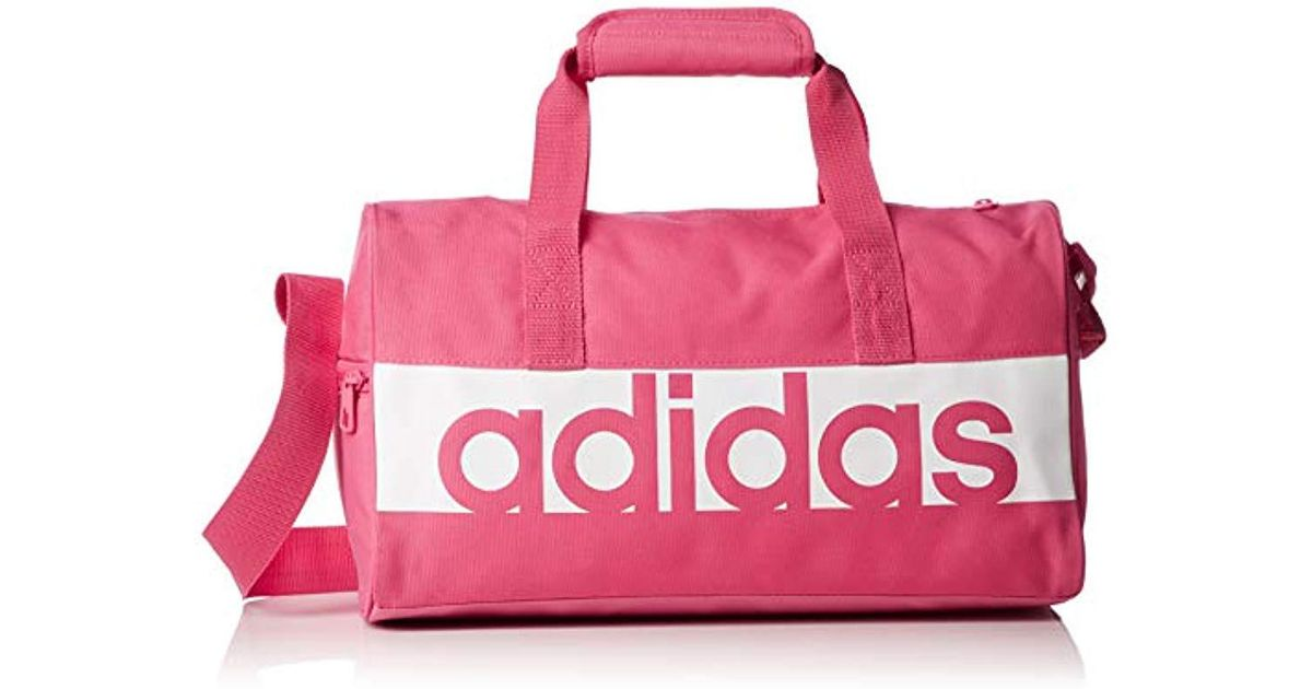 9f28c3133 Linear Performance Bolsa de Deporte, Unisex Adulto adidas de color Rosa -  Lyst