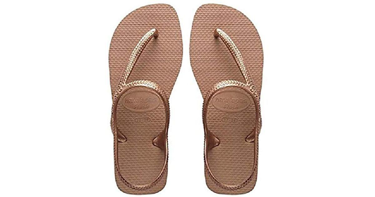 2b4117365 Havaianas Flash Urban Wedge Heels Sandals - Lyst