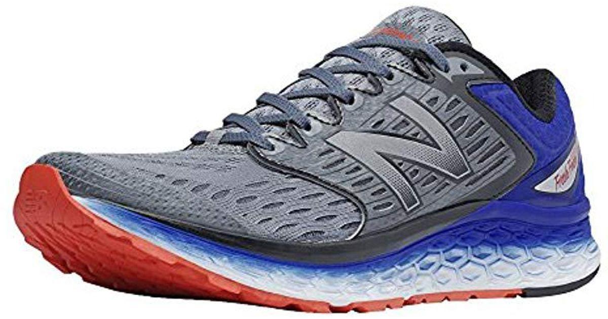 cheap for discount b85a8 b0408 New Balance - Blue Fresh Foam 1080v6 Running Shoe for Men - Lyst