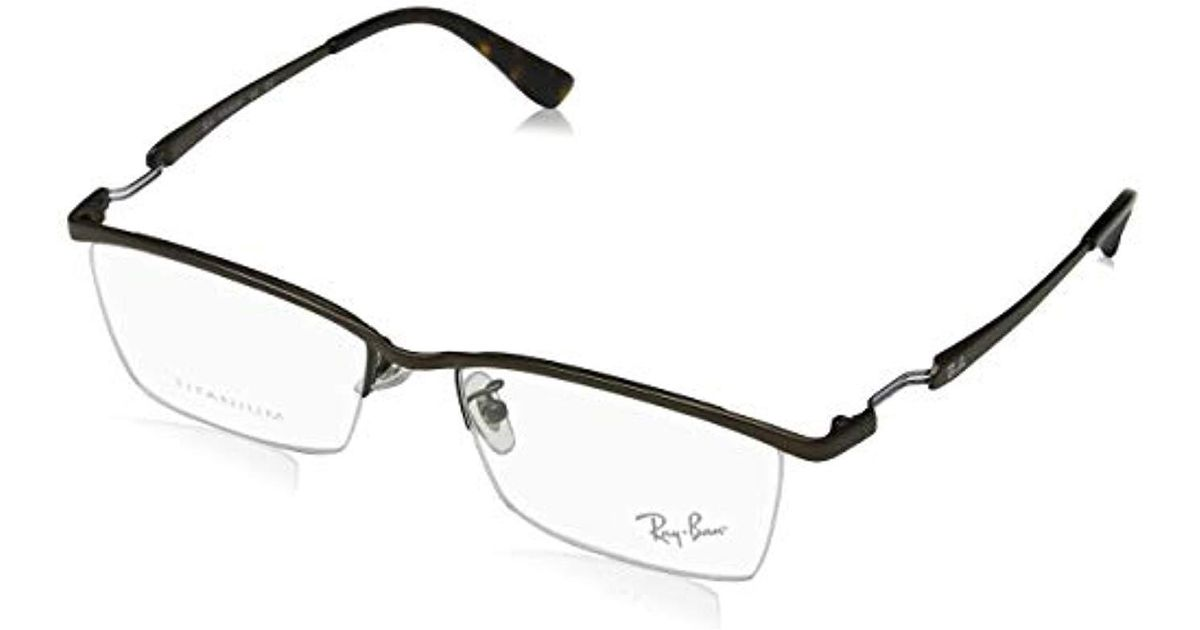 a491b8cc86 Ray-Ban 0rx 8746d 1020 55 Optical Frames