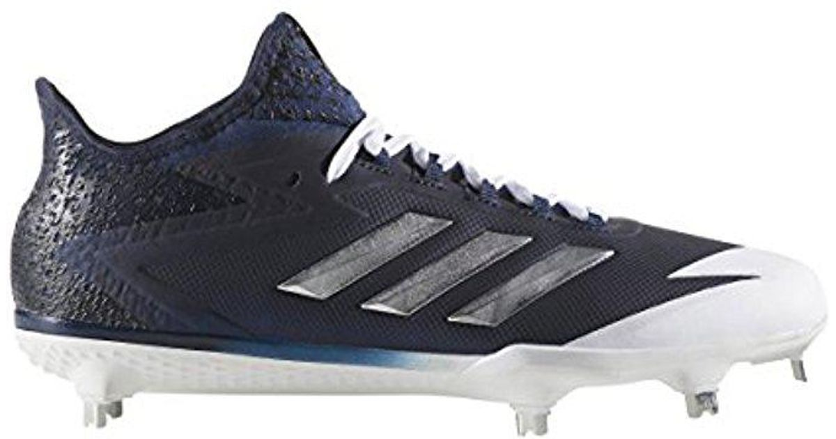 0c004d824c6 Lyst - adidas Adizero Afterburner 4 S Baseball Shoes in Blue for Men