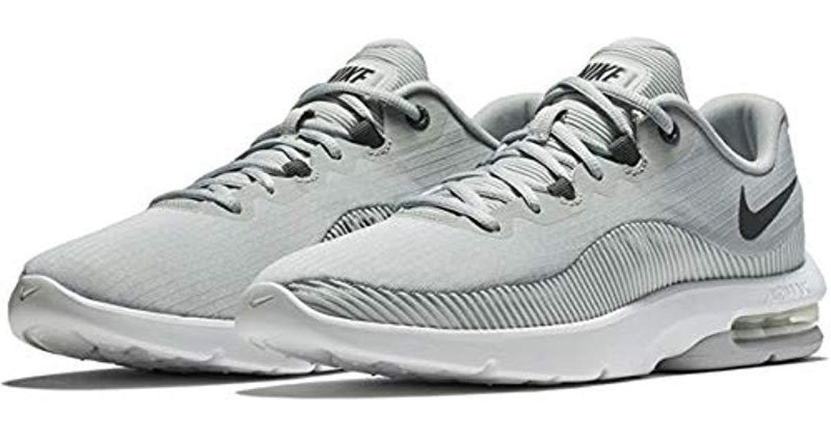 19b81efbb2d95 Nike - Gray Air Max Advantage 2 Fitness Shoes for Men - Lyst
