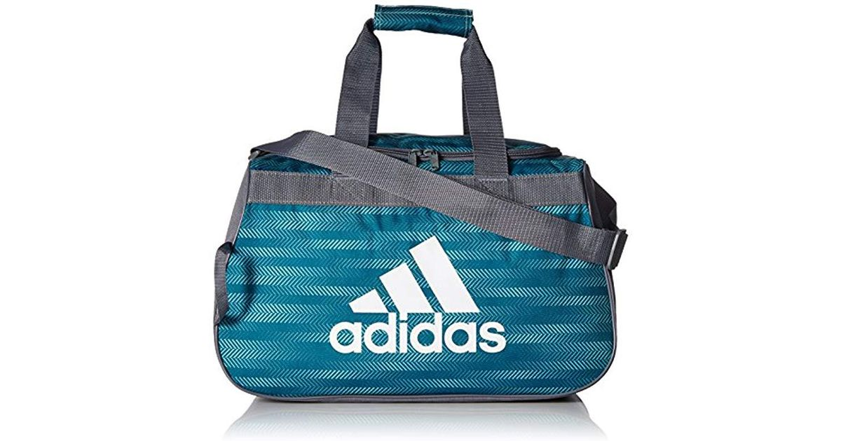 0b308346a8 Lyst - Adidas Diablo Small Duffel Bag in Blue for Men