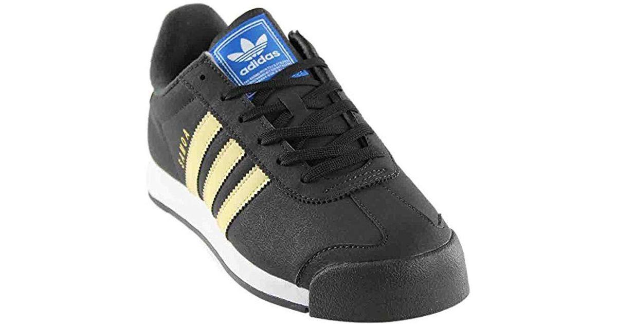 a9511f63 Lyst - Adidas Originals Samoa W Sneaker in Gray