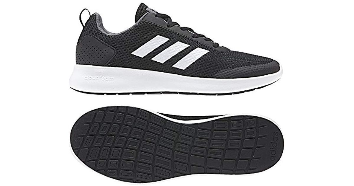online retailer 9a2d1 5291d adidas Cloudfoam Element Race Competition Running Shoes in Black for Men -  Lyst