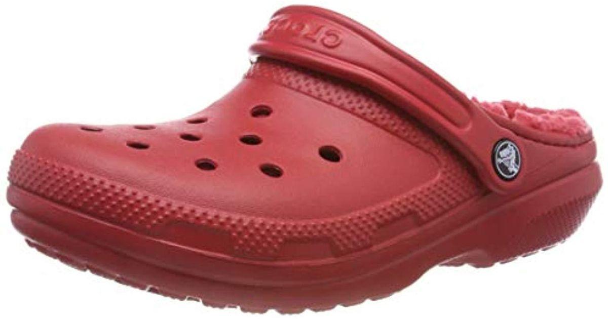 28647d8c56d9 Crocs™ Unisex Adults  Classic Lined Clog