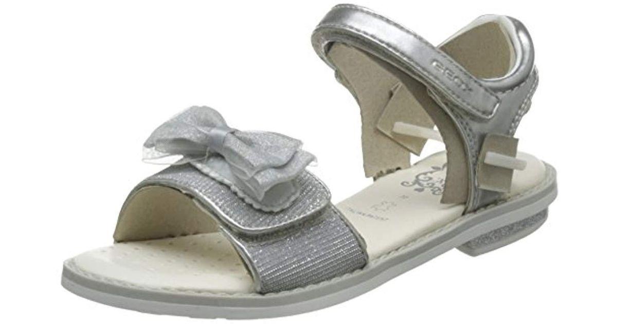 Giglio ASandalias Geox Para Jr De Cuña Sandal Color Niñas Con l1c3FJTK